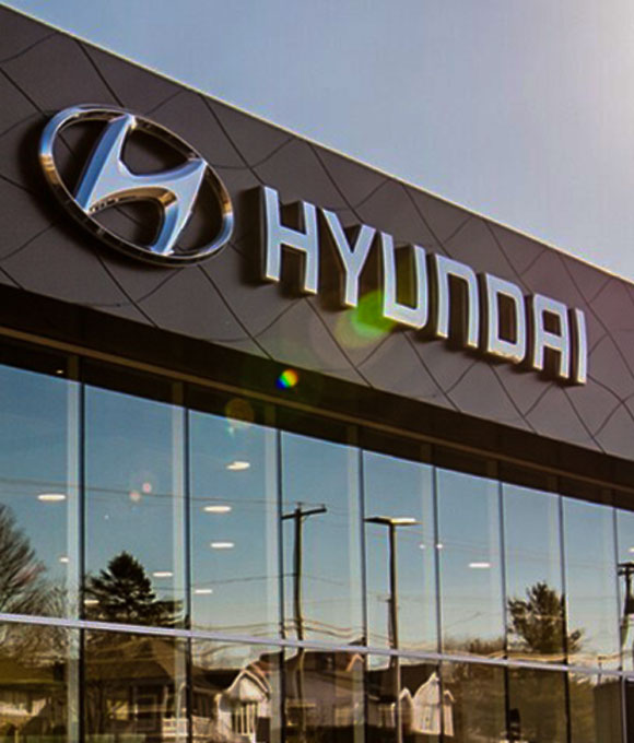 Hyundai-dealer